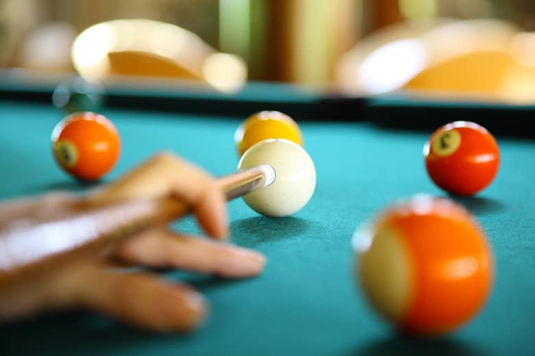 how to play consistent pool