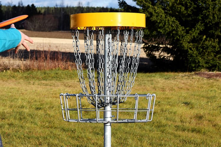 best disc golf basket reviews