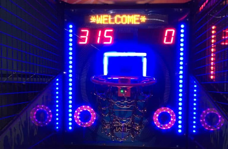 best indoor basketball arcade game