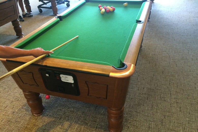 difference between pool & billiards
