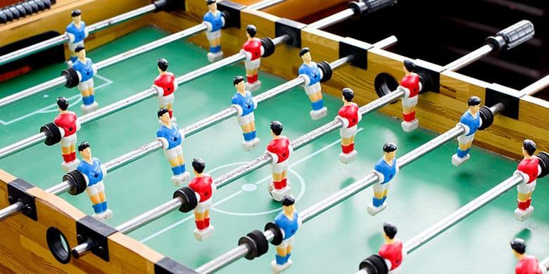 kick foosball table reviews