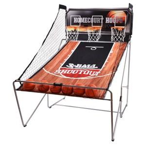 giantex 3 hoop indoor arcade basketball review
