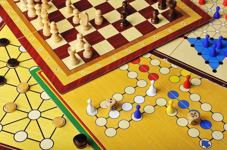 unusual board games