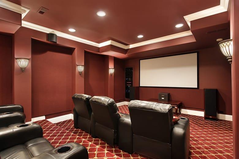 best home cinema seats