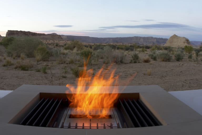best portable propane fire pit